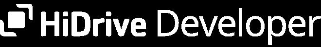 HiDrive Developer